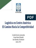 Logística en Centro América - Cecilia Briceo Bm