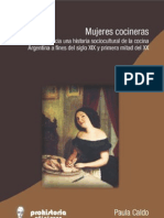 MUJERES COCINERAS