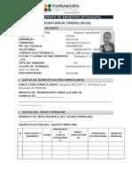 Ficha Visita Domiciliaria