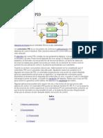 Controlador PID Consigna