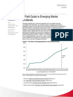 Research a Field Guide to Emerging Market Dividends