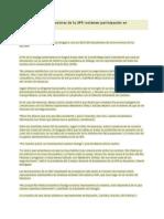 Estudiantes de Otros Recintos de La UPR Reclaman Participación en Negociaciones