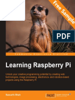 Learning Raspberry Pi - Sample Chapter