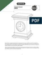 Advanced Project Desktop Clock