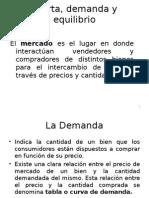 LIBRE JUEGO DE OFERTA Y DEMANDA