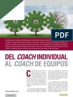 c391 Del Coach Individual Al Coach de Equipos