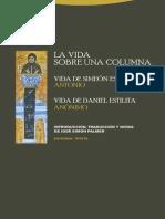 La vida sobre columna... - Palmer, José Simón