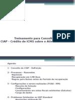 Apresenta CIAP