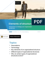 Elements of Structure