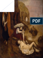 Ford Madox Brown - Finding of Don Juan by Haidee - Google Art Project