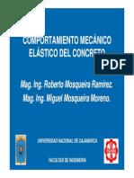 Comportamiento Mecánico Elástico Del Concreto _(v2_) [Modo de Compatibilidad]