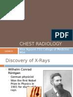 Chest Radiology