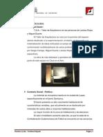 Crítica Arquitectónica de Vivienda Paraguaya Moderna.