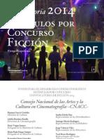 Convocatoria Guión FDC