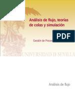 T6 Analisis de Flujo Colas y Simulacion