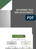 A Accruals Prepayments (Year End Adjustment 1)