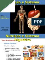 Nutrição e Sistema Digestivo