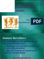 Immune Surveillance Dan Immunocompromise Pada Kanker