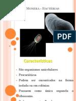 Bactérias, Archeas, Algas e Cianofíceas 2014