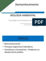 Biomonitoramento AULA 13 2014