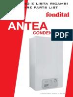 Esploso Antea Condensing C 307-03