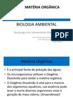 Matéria Organica AULA2 2014