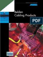 Belden - CAT-6 Data Sheet