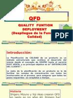 Qfd y Diagrama Causa-efecto