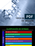 02 Tipos de Sistemas de Negocio Final-Clase 2