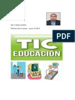Tic y Educacion