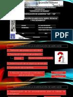 Investigacion de Mercados-Diseños, Tecnicas y Procedimientos