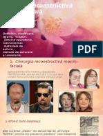 Chirurgia Reconstructivă Maxilo-facială