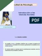 Clase I Ciencias Sociales