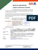 Talleres (Atencion Al Cliente)