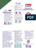 Triptico Carga Manual