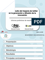 Twitter en España