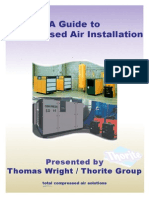 Compressed Air Installation Guide