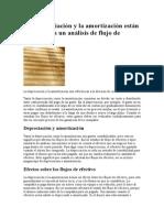 La depreciación y análisis de flujo de efectivo.docx