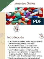 Medicamentos Orales.