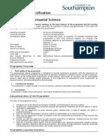 MSc Actuarial Science