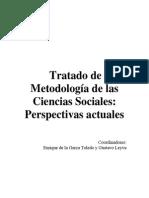 Tratado de Metodología de las Ciencias Sociales