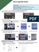 Guia de Actualizacion de Software Espanol