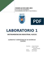 Lab de Instrumetacion Industrial