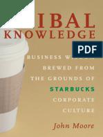 Tribal_Knowledge - STARBUCKS