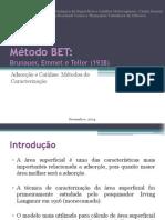 Técnica de BET