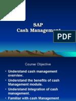 SAP Cash Management Presentation