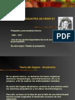Psiquiatria de Henri Ey