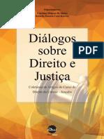 E-book Dialogo Sobre Direito e Justiça