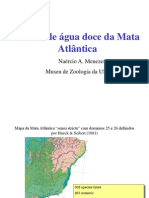 Peixes da Mata Atlântica - Naercio Menezes
