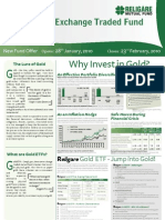 Religare MF GOLD EFT Application Form